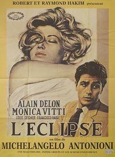 Posteritati: ECLISSE, L' (Eclipse, The) R1990's French 47x63