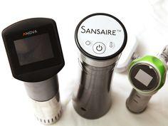 We Test the Anova, Sansaire, and Nomiku Sous-Vide Circulators
