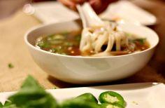 Vietnamese Pho Recipe for the Crock Pot via MenuOfMusings.com