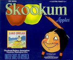 Snookum Apples....