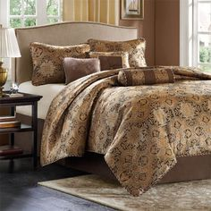 Bedding comforters sets on pinterest 36 pins - Bring your bedroom to life with great comforter sets ...