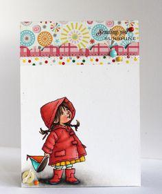 Alice's {Little} Wonderland: Waiting for Rain