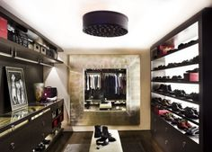 decor, dream closets, closet designs, bachelor pad, mirrors