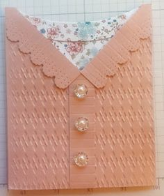 Magnolia's Place: Cardigan Card and To the Beach