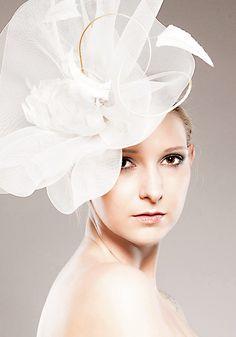 Bridal hat: Bride #2