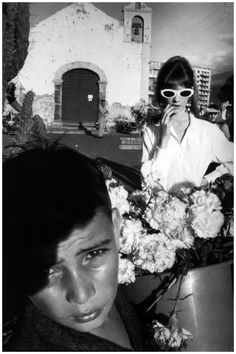 Jean Shrimpton in Mexico on a shoot for Vogue, January 1963. This shot never made it into the magazine. Photo: David Bailey.