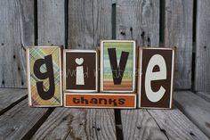 give thanks blocks 2