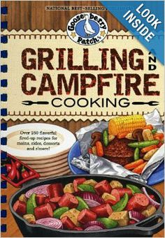 Grilling and Campfires Cooking (Everyday Cookbook Collection): Gooseberry Patch: 9781620930861: Amazon.com: Books