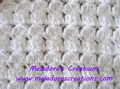 Cluster Stitch Scarf – Free Crochet Pattern & tutorials