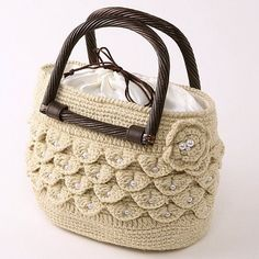 Crocodile bag