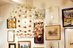DIY Sputnik Chandelier - Cool DIY Chandelier Ideas for Inspiration, http://hative.com/cool-diy-chandelier-ideas-for-inspiration/,