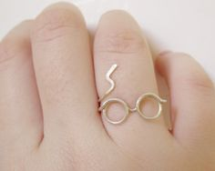 Harry Potter Ring - What?? ...love this :)