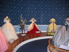 The Many Dresses of Mary Todd Lincoln, Abraham Lincoln Presidential Museum