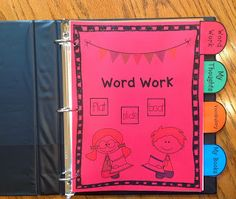 Great Interactive Reader's Notebook- requires very little cutting and gluing during small group reading time- 4 sections- great way to keep students organized and accountable for their reading