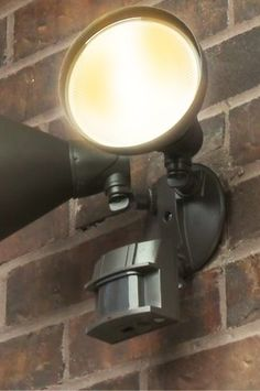 How to Install home security lighting