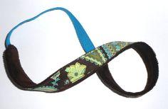 RePurposed Runner's Headband by VestigeWear on Etsy, $6.95