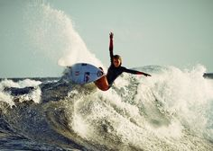 Alana #surfing