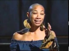 Sunni Patterson at Def Poetry Jam