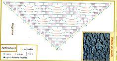 Puntillas Crochet Mapa Graffiti