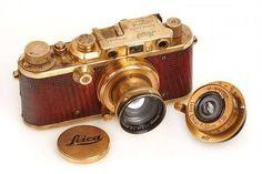 1931 Gold & Lizard Leica
