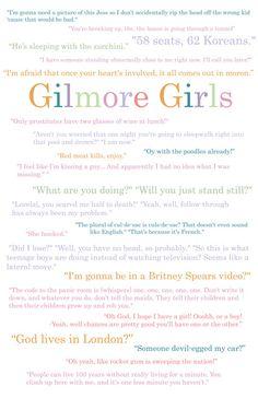 gilmore girls quotes | Tumblr