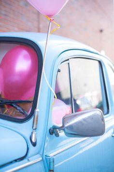 16th birthday, balloon bomb, birthday balloons