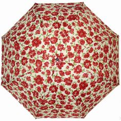 Laura Ashley Cressida Floral Umbrella