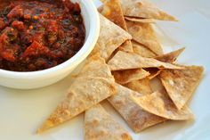 Sourdough Wraps & Chips(E)