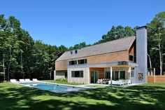 Quail Hill Residence in Amagansett, New York by Bates Masi Architects