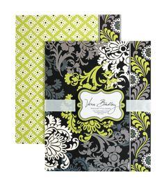 Vera Bradley Folders!