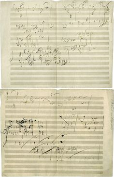Ludwig van Beethoven, Original Piano Sonata No. 28 in A major, Op. 101. 1816  Discover the coolest shows in New York at www.artexperience...