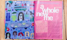 Guys, we're paying a little tribute to the magazines that practically raised us: http://www.thecoveteur.com/90s-teen-magazines
