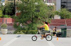 ¡Despidamos a la exposición más divertida del año! La Bicicleta. Rueda que Rueda. ¡Se va el domingo! www.3museos.com