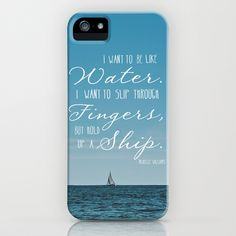 Water iPhone Case by Brandy Coleman Ford -