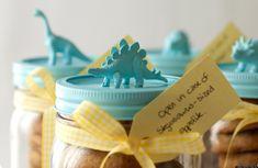 DIY Gifts-Open in case of stegosaurus-sized appetite
