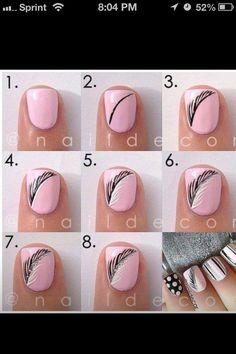 Want A Cute DIY Nails Design