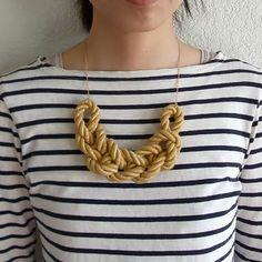 braided rope jewelery