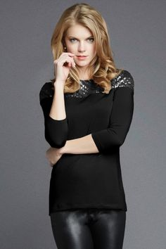 Edna Top by Tart Collections - Re-pin this to join our Winter Wishlist Contest! Details here: http://tart.ws/winter-wishlist-contest #TartWinterWishlist