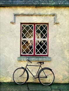 Irish bicycle #ireland