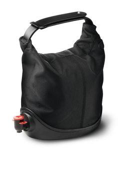 Black Baggy Winecoat.