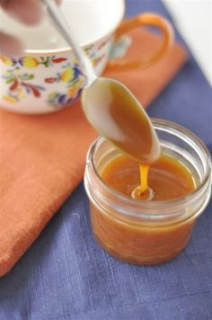 Caramel Sauce/Salted Caramel Sauce