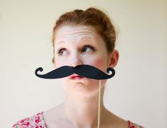Mustache Prop for Photos or Parties