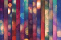 Bokeh Grunge Backgrounds V3 by Digital ART on Creative Market
