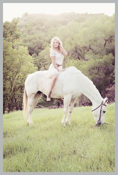 senior pictures with horses | See more senior portraits photography examples by clicking on a name ...