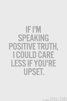 positive truth