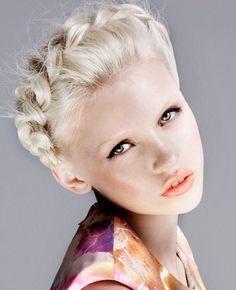 Heidi Peach makeup