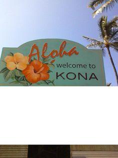 I Love Kailua-Kona, Hawaii