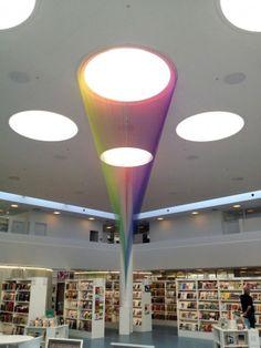 Rainbow Installation – Gabriel Dawe