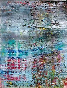 gerhard richter #GerhardRichter #Abstract #Art