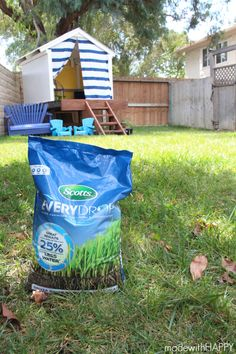 Keeping a HAPPY Lawn